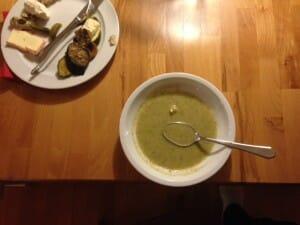 Suppe Riederalp