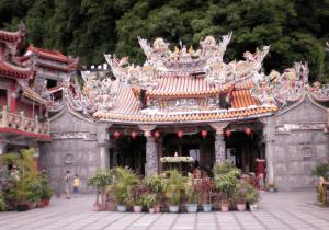 Tempel in Taiwan
