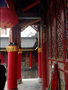 Tibetischer Tempel in Nordchina